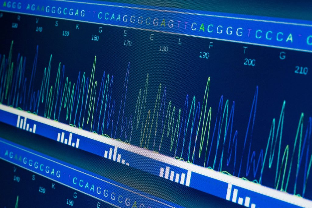 16S rRNA gene sequencing